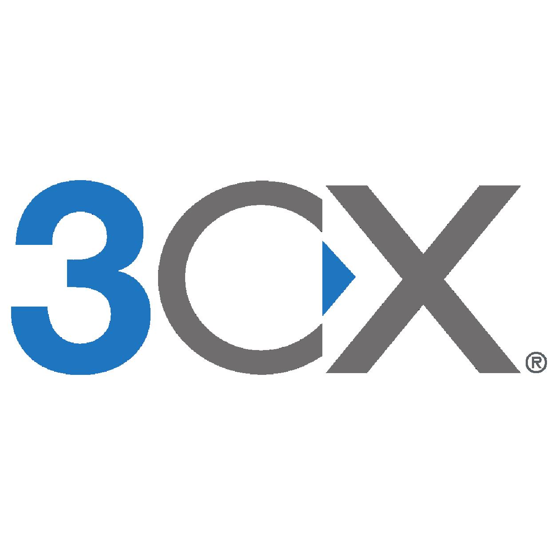 3CX - logo