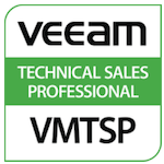 Veeam Technical Sales Professional - logo