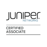 Juniper Networks Certified Associate - logo