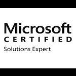 Microsoft Certified - logo